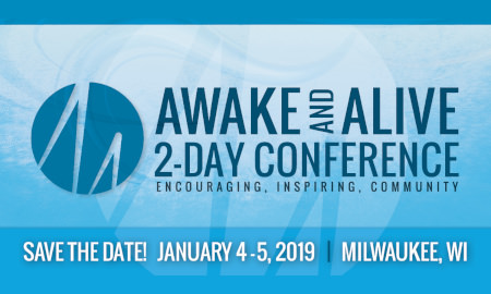 Awake and Alive Winter Break Conference 2019