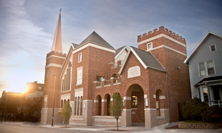 Photo of Wisconsin Lutheran Chapel